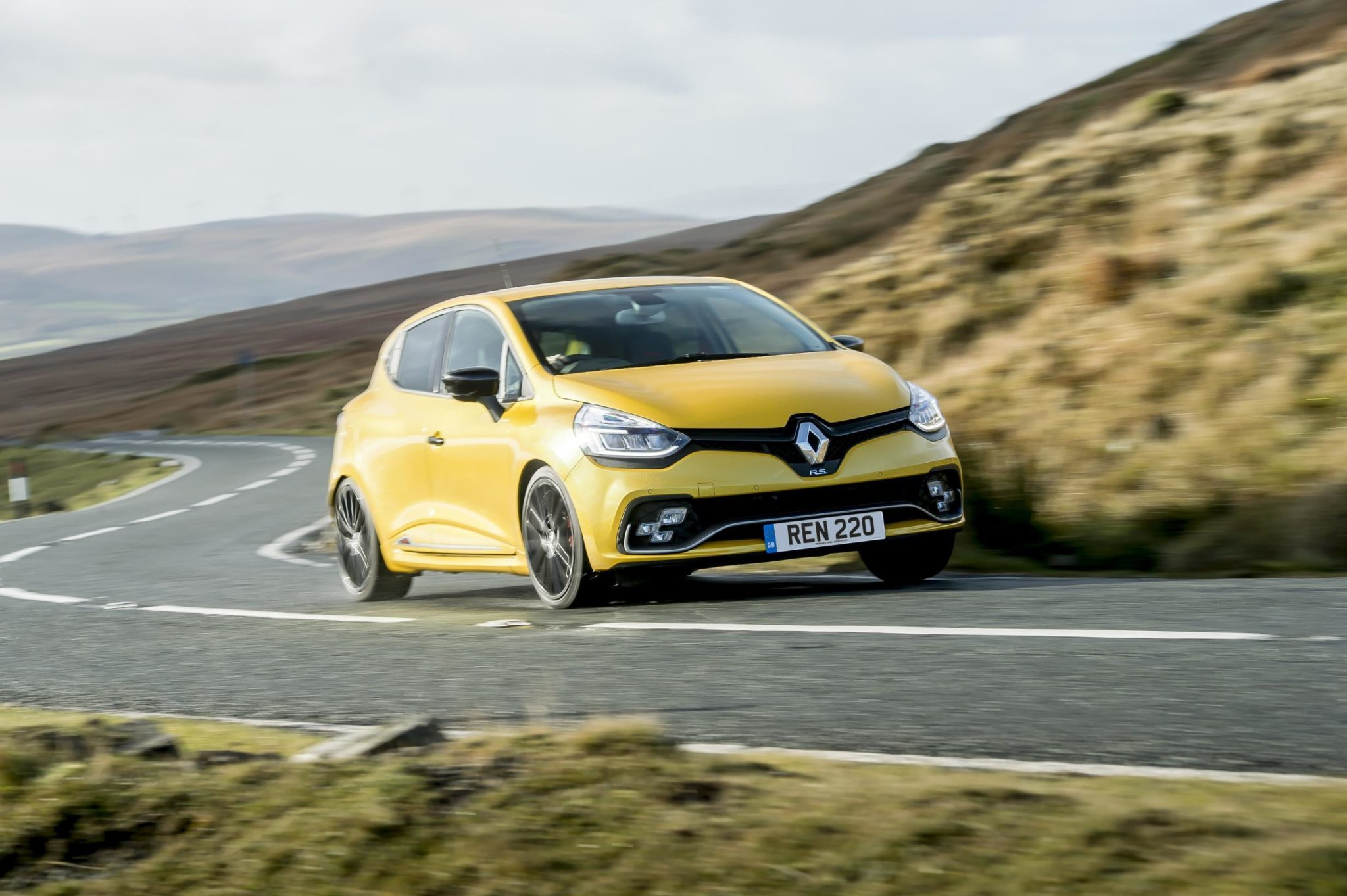 First Drive Review Renault Sport Clio 220 Trophy