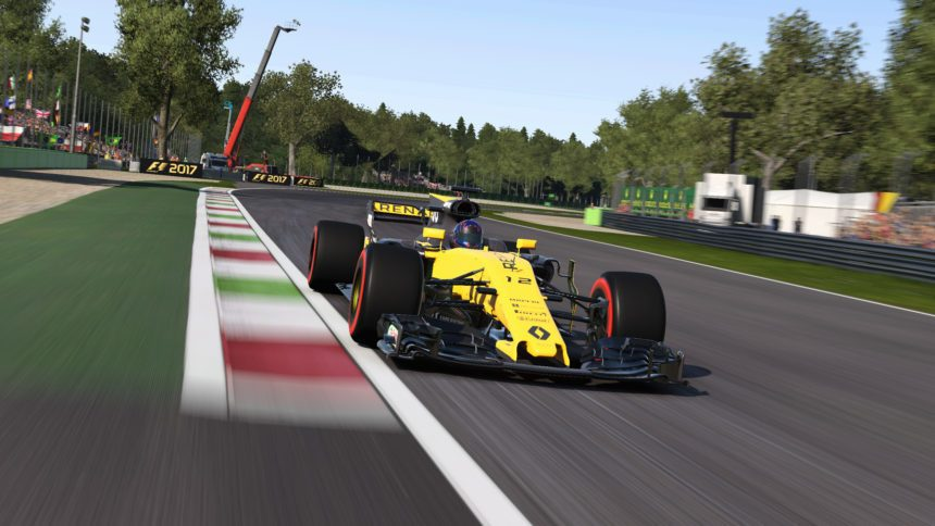 f1 2017 patch 1 6 released on pc consoles to follow. Black Bedroom Furniture Sets. Home Design Ideas