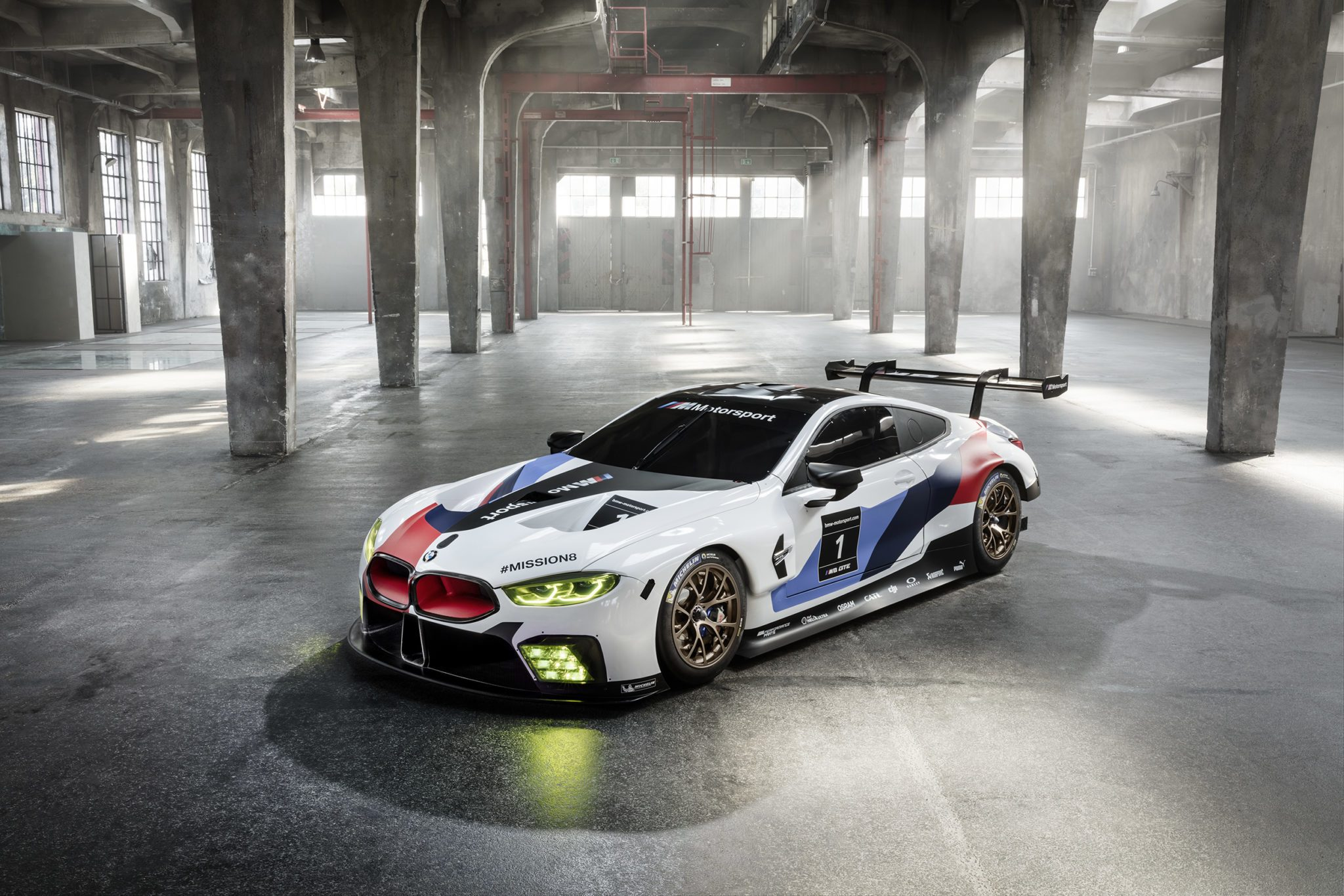 Bmw Returns To Endurance Racing In With New Gte