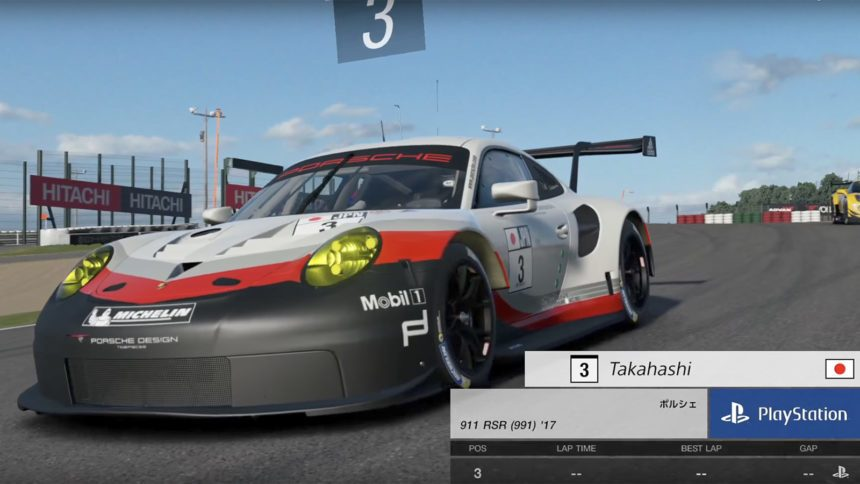 Here's the First Gameplay Footage of the Porsche 911 RSR in Gran ...