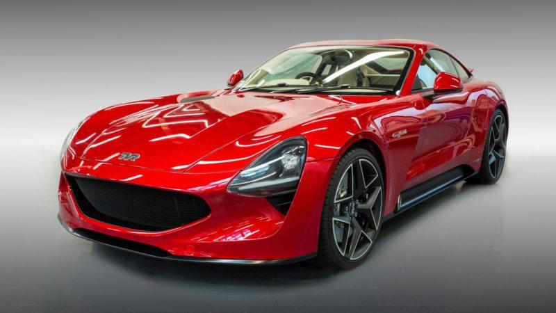 Gordon Murray's Next Sports Car Could Be a Lightweight Miata
