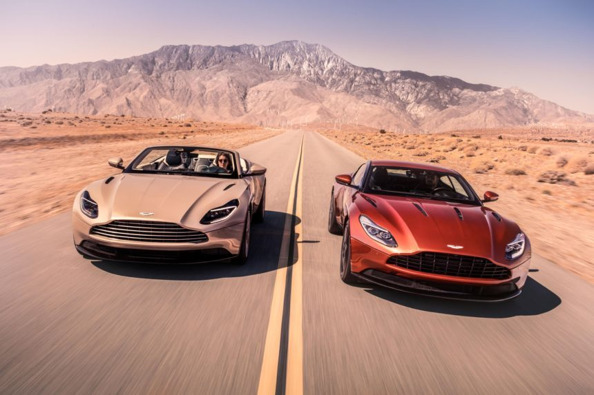 Aston Martin Lifts The Lid On The New DB Volante But Wheres The - Aston martin volante