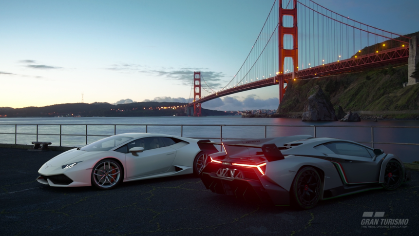 Are More Lamborghinis Coming To Gran Turismo Sport