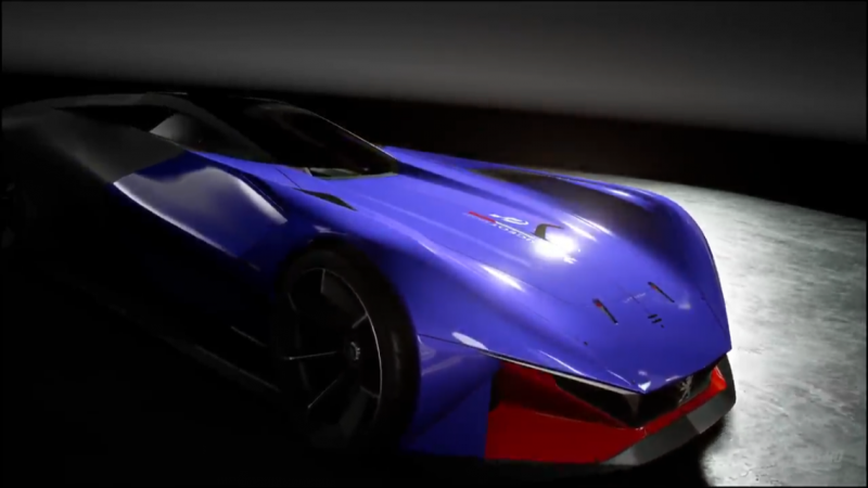 Peugeot Will Get A New Vision GT In What Seems To Be Two Different States  Of Tune. The L500R HYbrid Will Join The Others In Group X, But The L750R  Will ...