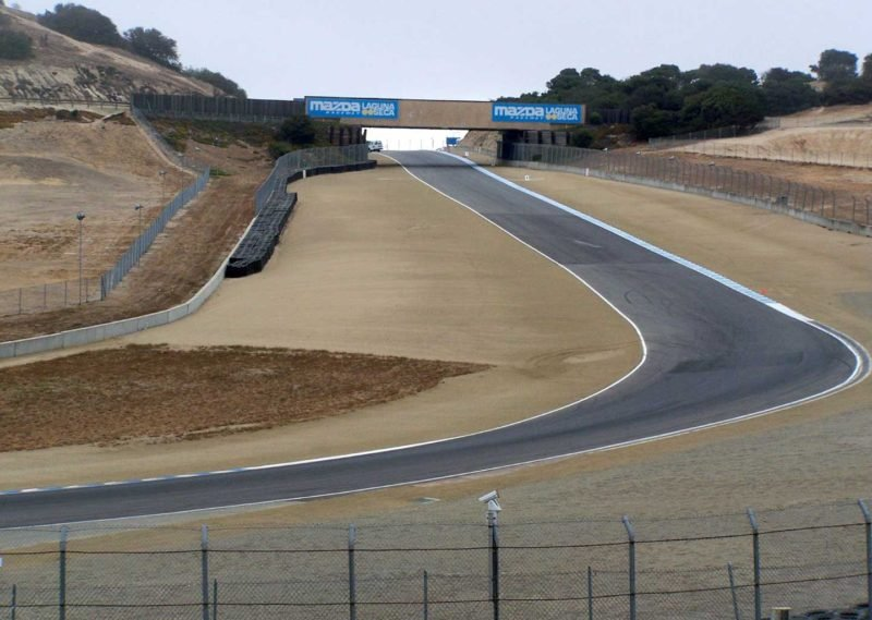 | PC2 BLANCPAIN GT3 T.IV | Sanciones Mazda Raceway Laguna Seca Corner1-800x569