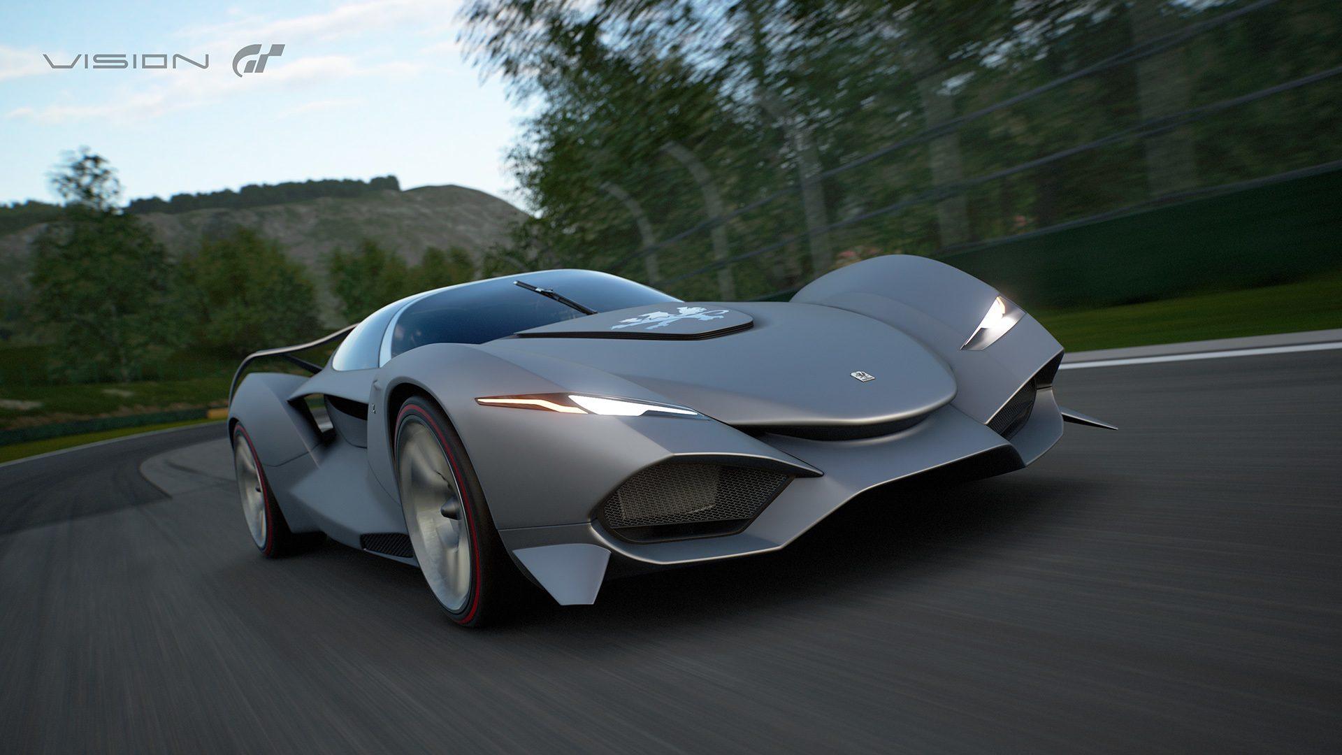 Zagato And GT Sport Unveil The New Iso Rivolta Vision Gran