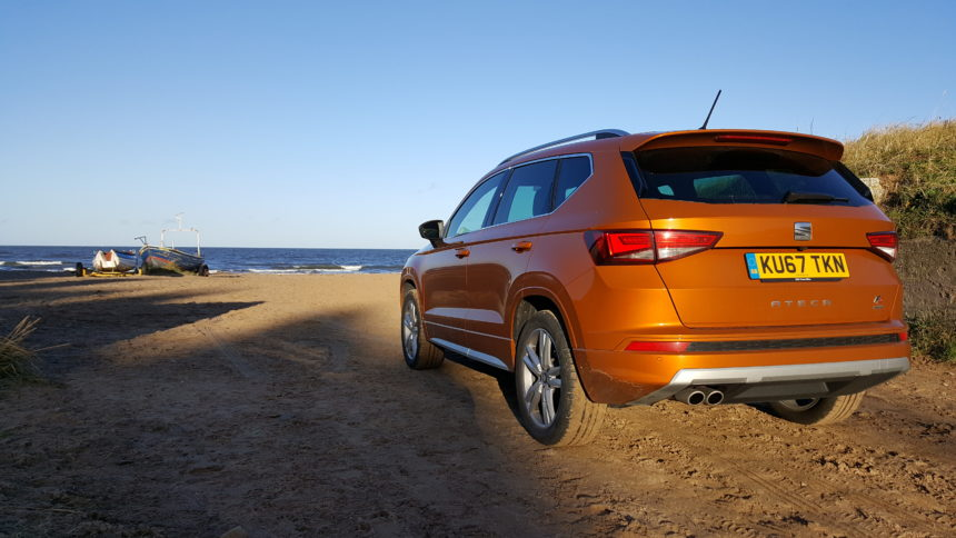 seat ateca review: the cool catalan crossover