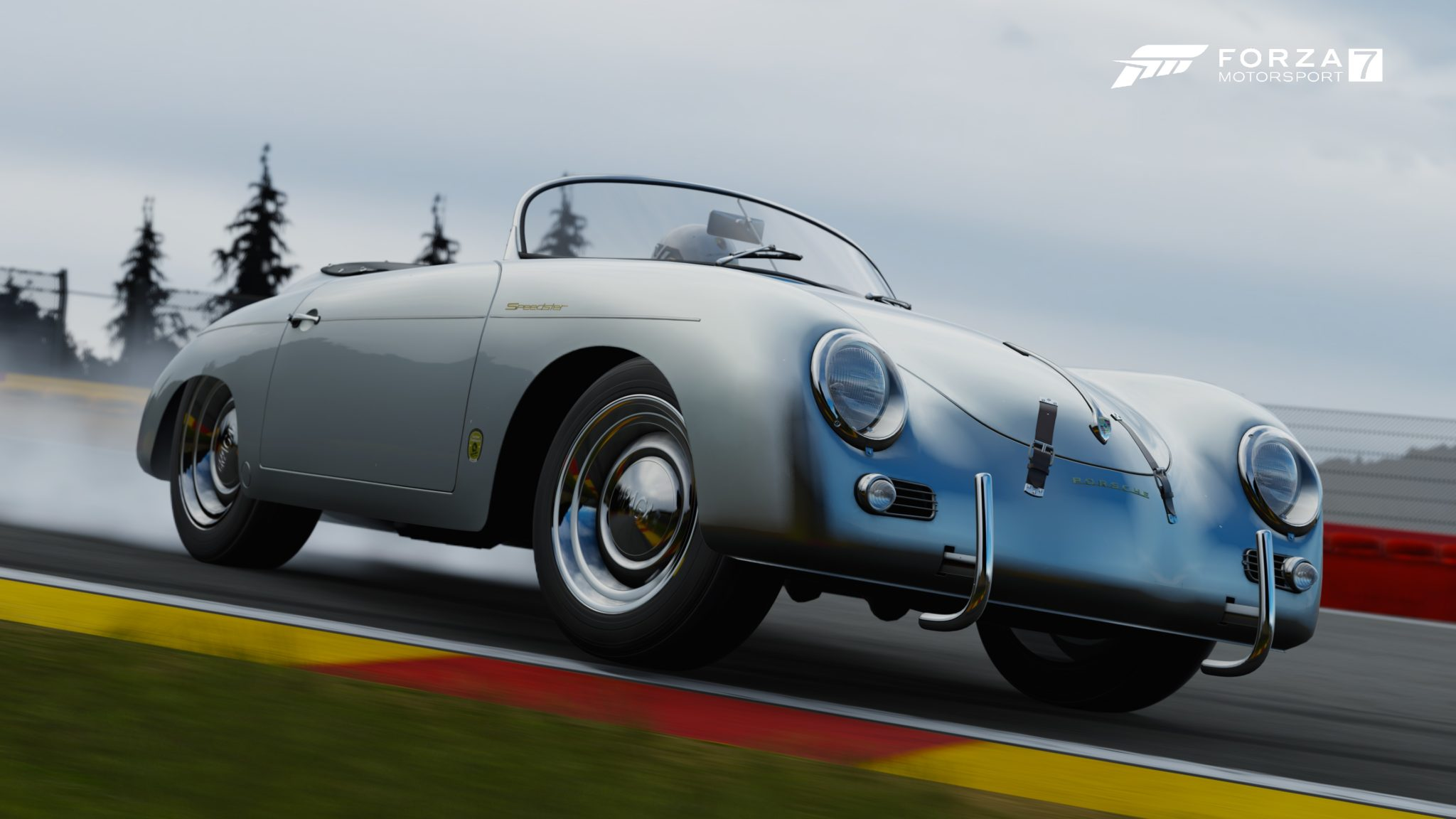 latest fm7 forzathon offers up rare porsche and merc. Black Bedroom Furniture Sets. Home Design Ideas