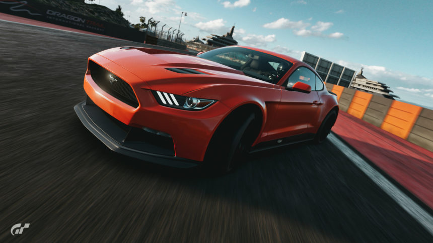 This Weeks Gt Sport Mileage Exchange Mustang Gr  Road Car And More Gran Turismo