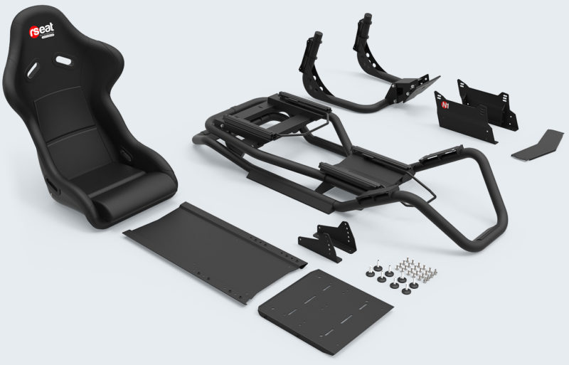 RSeat N1 Racing Cockpit Review