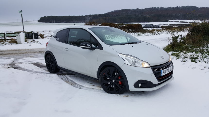 peugeot 208 gtipeugeot sport review: top of the class