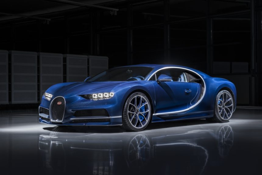 Bugatti Recalls The Chiron For Dodgy Welding