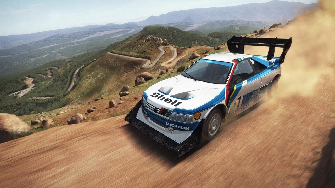 DiRT Rally VR Headlines PlayStation EUs December Discounts