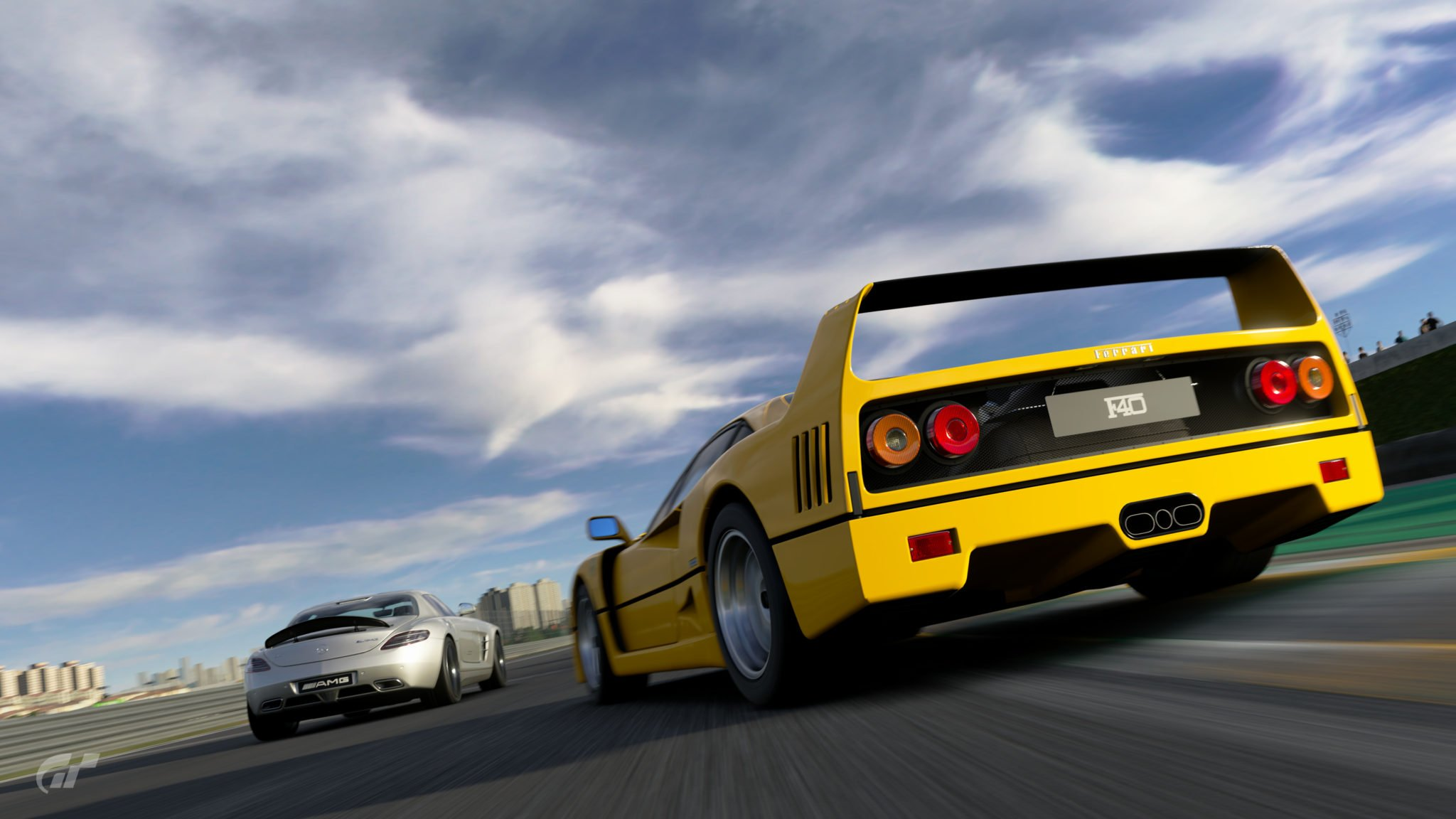 More GT Sport 1.10 Test Drives: Ferrari F40, Mazda RX-7, and Suzuki Swift