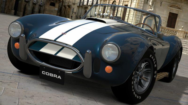 GT Sport Vs GT Shelby Cobra Comparison - Sports cars comparison