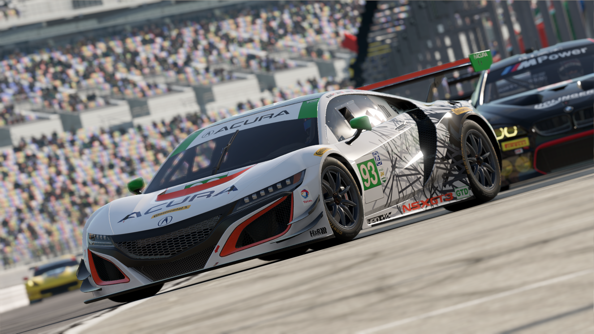 Assetto Corsa, F1 2017 and Project CARS 2 Featured in Steam