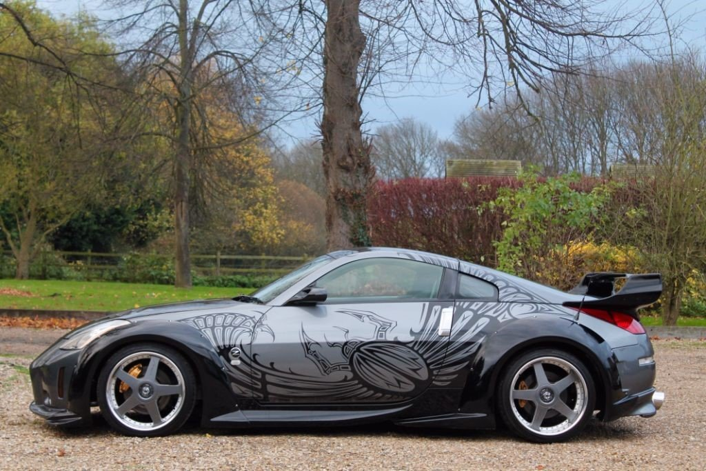 This Tokyo Drift Nissan 350Z Will Make You Feel Like the Drift King