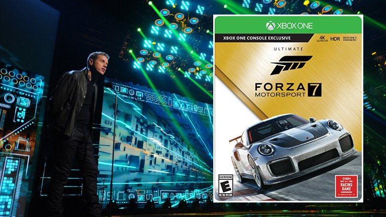 forza motorsport 7 wins best racing sports title at the game awards 2017. Black Bedroom Furniture Sets. Home Design Ideas