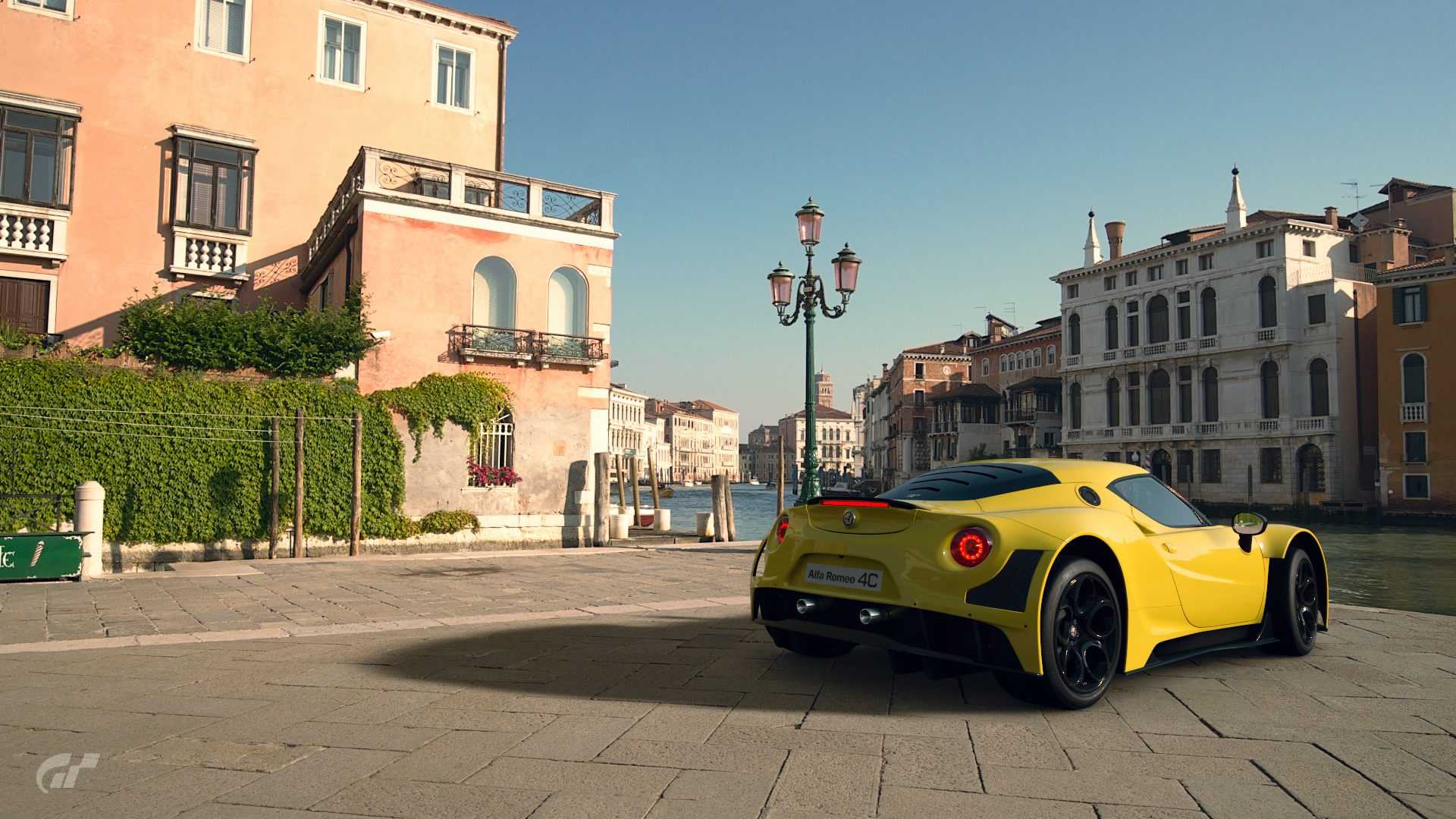 Latest GT Sport Mileage Exchange Update Adds Alfa Romeo 4C ...