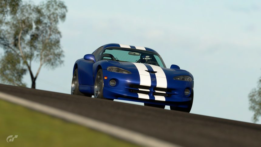 gt sport test drives part iii viper gts and ford gt. Black Bedroom Furniture Sets. Home Design Ideas