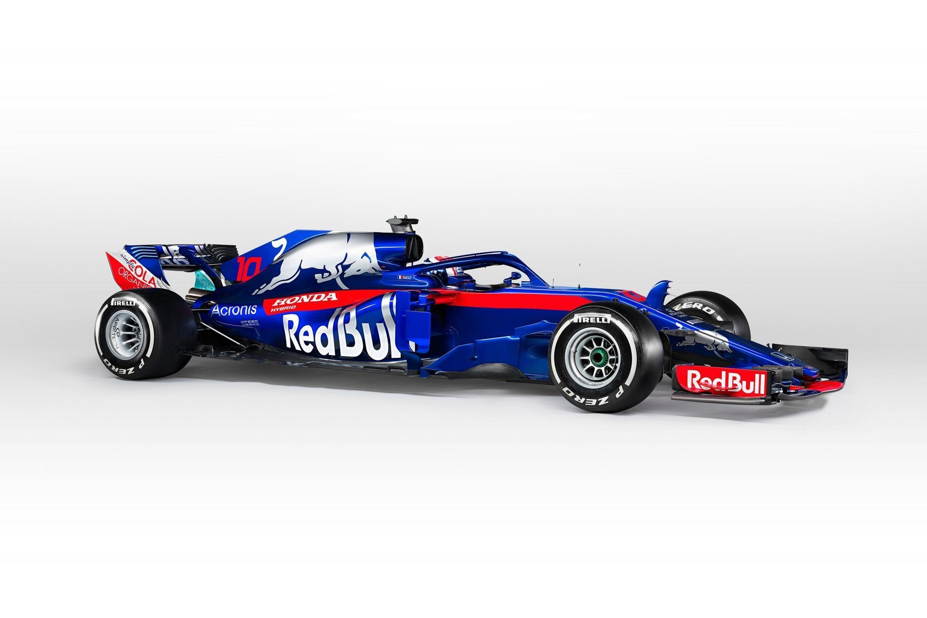 toro rosso launches the honda powered str13 for 2018 f1 season. Black Bedroom Furniture Sets. Home Design Ideas