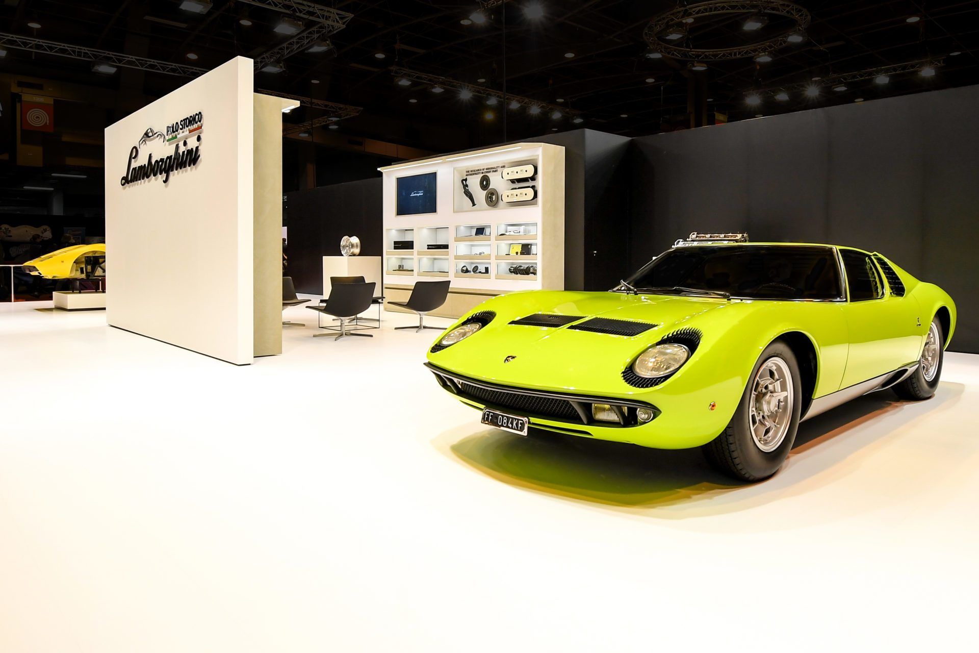 Meet The Stunning As New Miura And Countach That Lamborghini Built