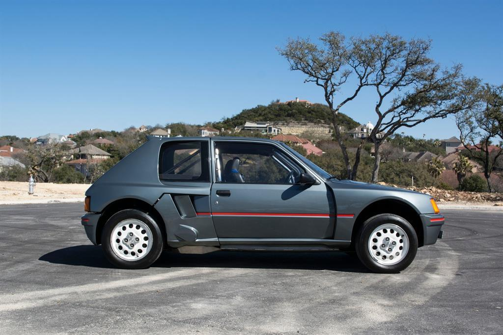 embrace the golden age of rallying with this peugeot 205 t16 group b homologation. Black Bedroom Furniture Sets. Home Design Ideas