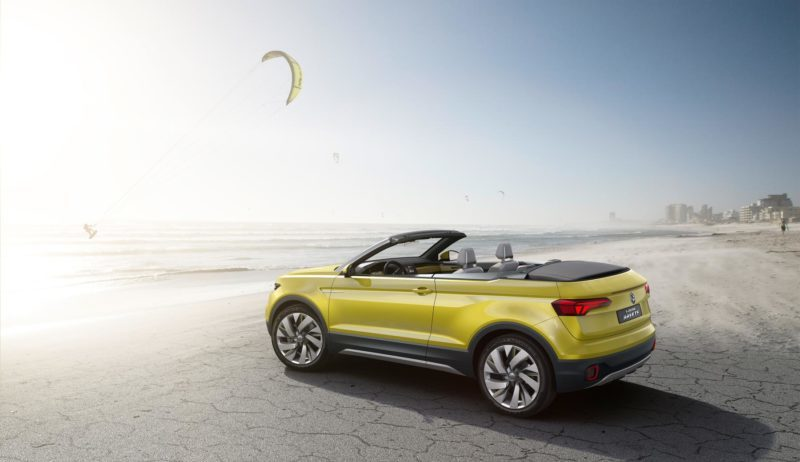 Volkswagen to Produce a Convertible SUV in 2020 (No, Really)