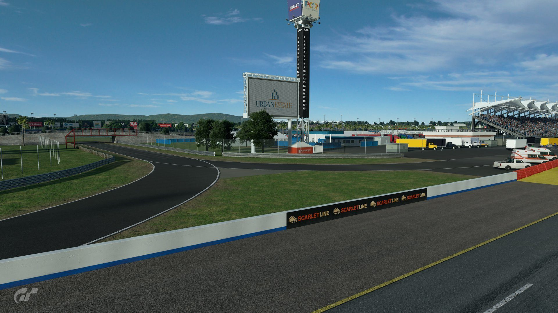 New Blue Moon Bay Speedway Track Layouts Found in GT Sport