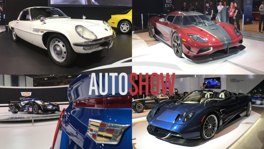 What To Check Out And What To Avoid At The 2018 Canadian International Autoshow