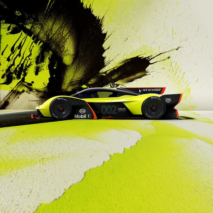 Aston Martin Valkyrie Sport: Aston Martin's 1100hp Valkyrie AMR Pro: For When Extreme