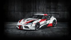 Toyota to Auction the First Production Supra for Charity