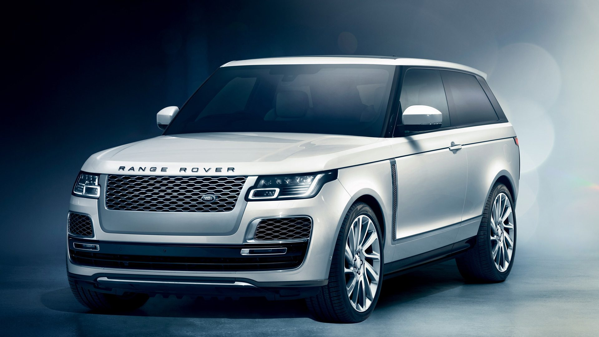 Range Rover SV Coupe Is The World s First Full Size Luxury SUV Coupe