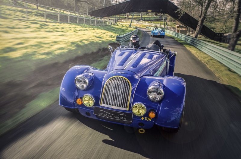 Morgan Marks the End of Its V8 Era With Special Editions of the Plus ...