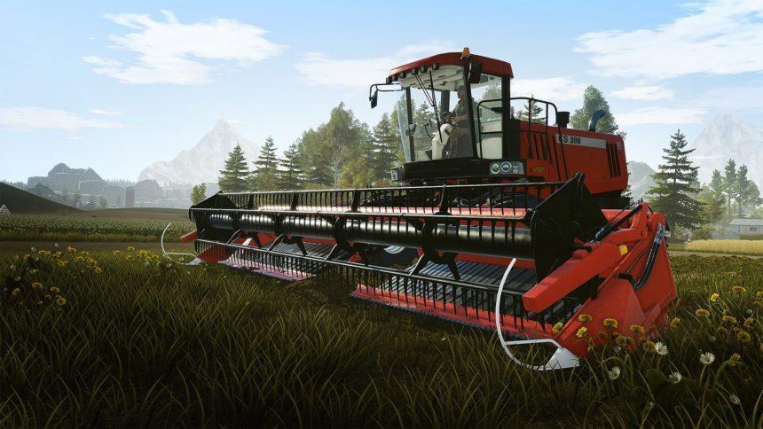 Pure Farming 2018 Steam Review