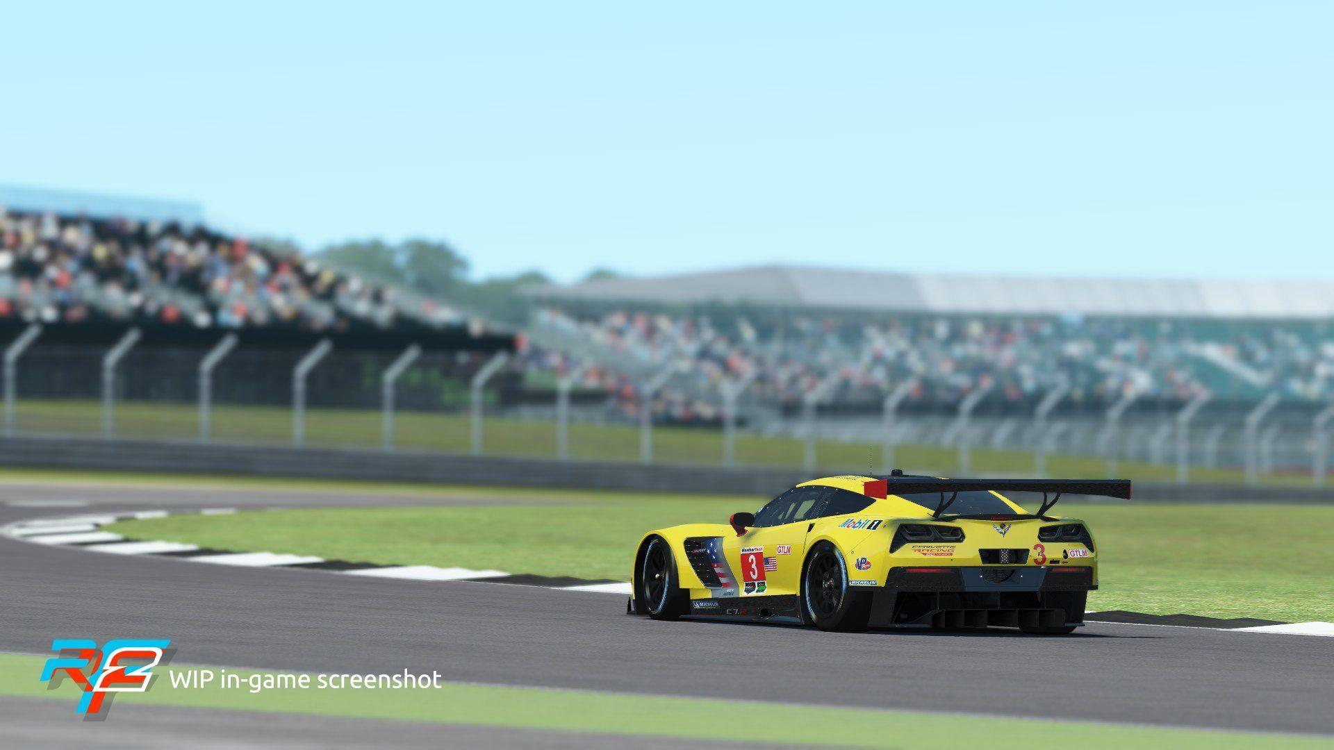 Laser-Scanned Sebring International Raceway Coming to rFactor2