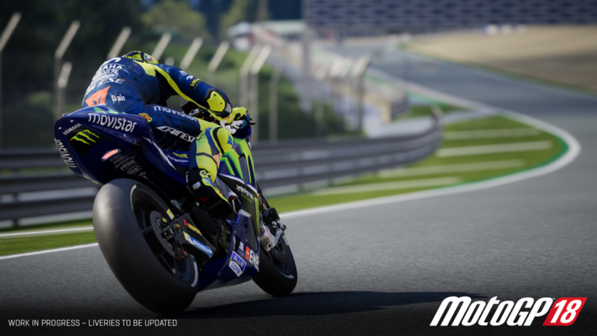 motogp 18 launches on xbox one pc and ps4 june 7 and. Black Bedroom Furniture Sets. Home Design Ideas