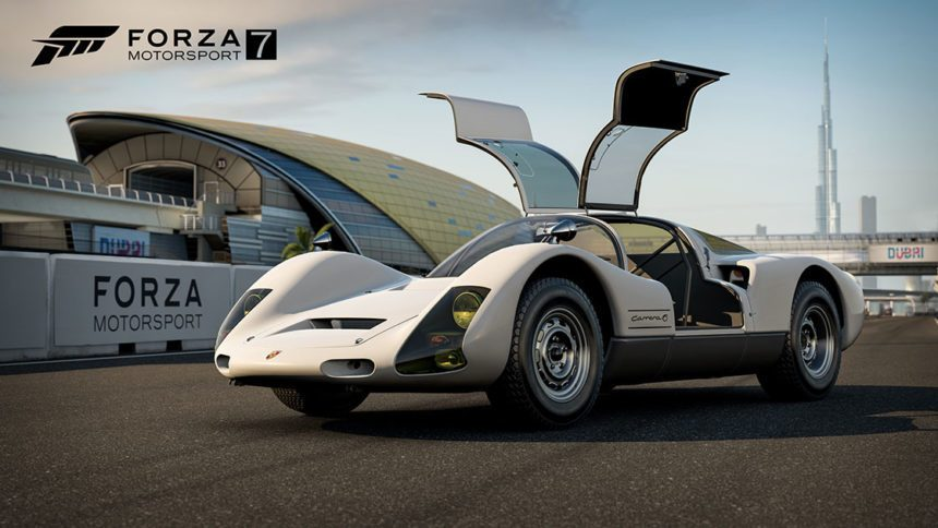 forza motorsport 7 k1 speed pack introduces imsa legends classic porsches and more. Black Bedroom Furniture Sets. Home Design Ideas