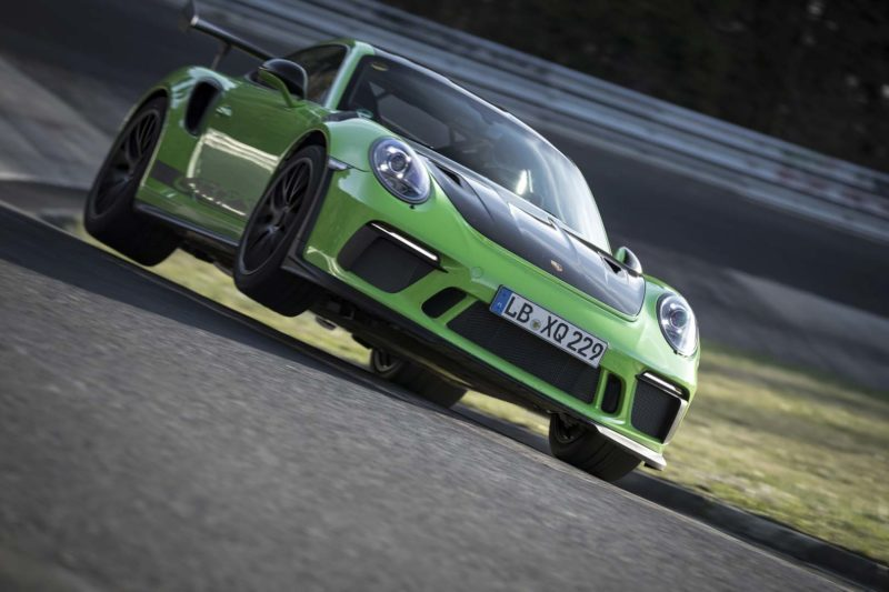 New Porsche 911 Gt3 Rs Breaks Under Seven Minutes Around The Ring