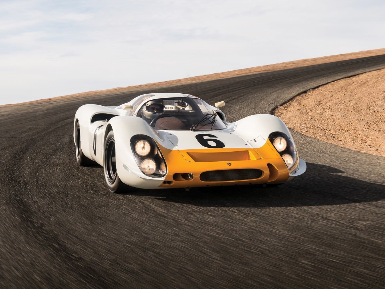 This Gorgeous Porsche 908K is a Chance to Own Racing History