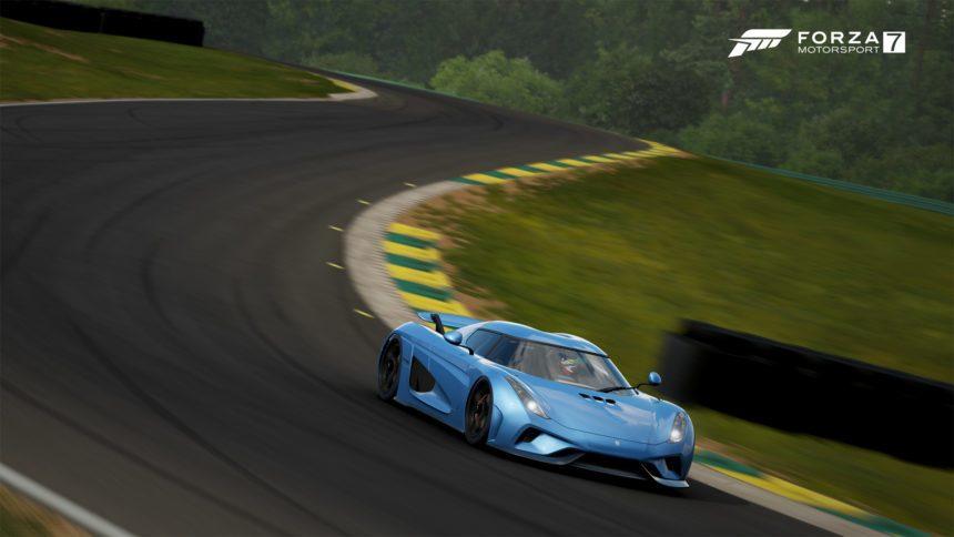 Forza Motorsport 7 Specialty Dealer BMW Z8 And Koenigsegg Regera Arrive