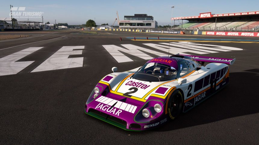 gt sport released brings circuit de la sarthe new cars more. Black Bedroom Furniture Sets. Home Design Ideas