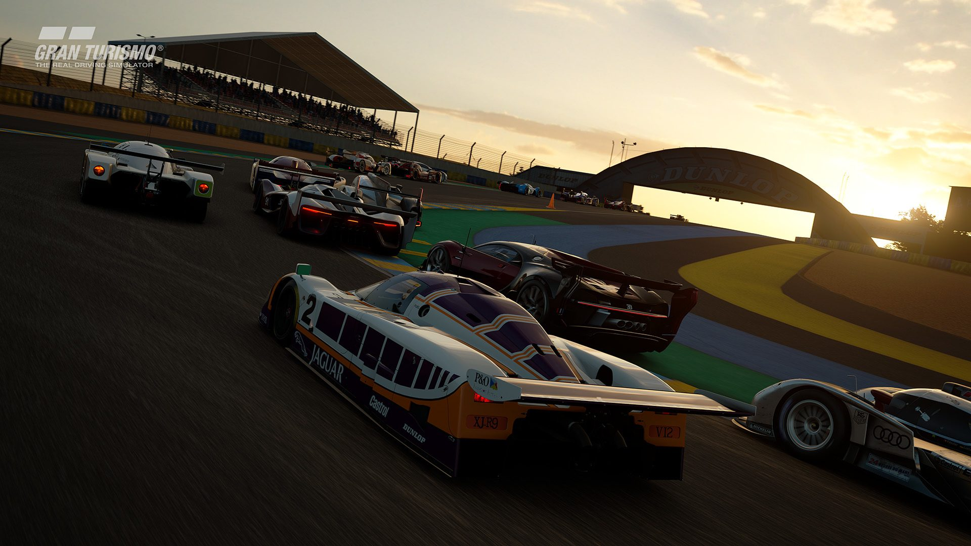 gt sport may update trailer confirms le mans track and group c racers. Black Bedroom Furniture Sets. Home Design Ideas