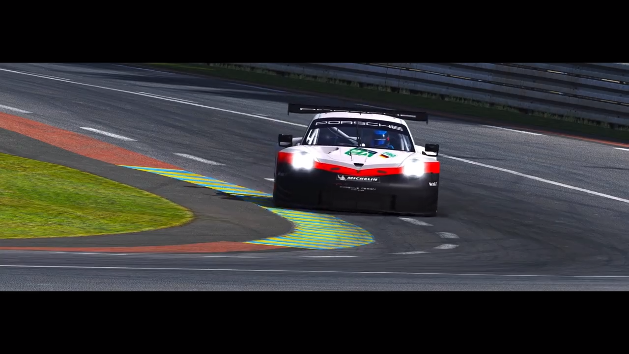 Porsche 911 RSR Coming to iRacing June 5