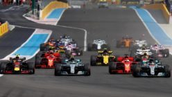 2018 Formula One French Grand Prix — First Lap Fracas in France