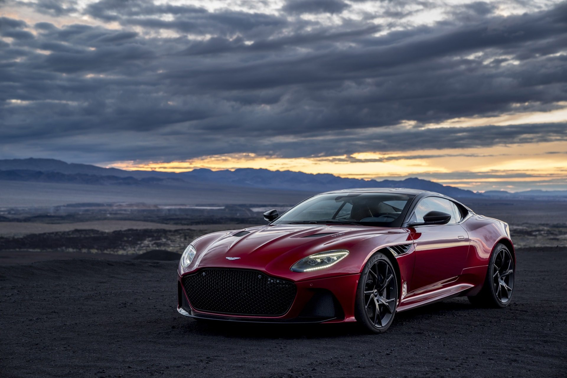aston martin pulls the wraps off the all-new dbs superleggera