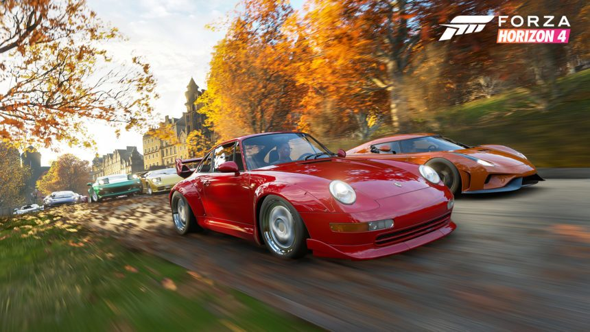 forza horizon 4 deluxe and ultimate edition bundles detailed. Black Bedroom Furniture Sets. Home Design Ideas