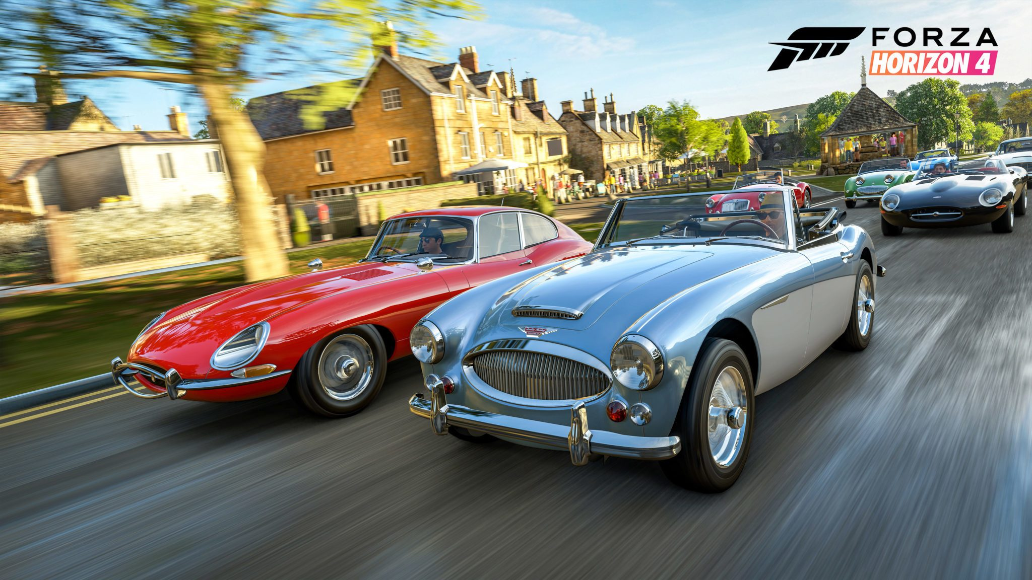 Playground Games Confirms Forza Horizon 4 is Not Always-Online