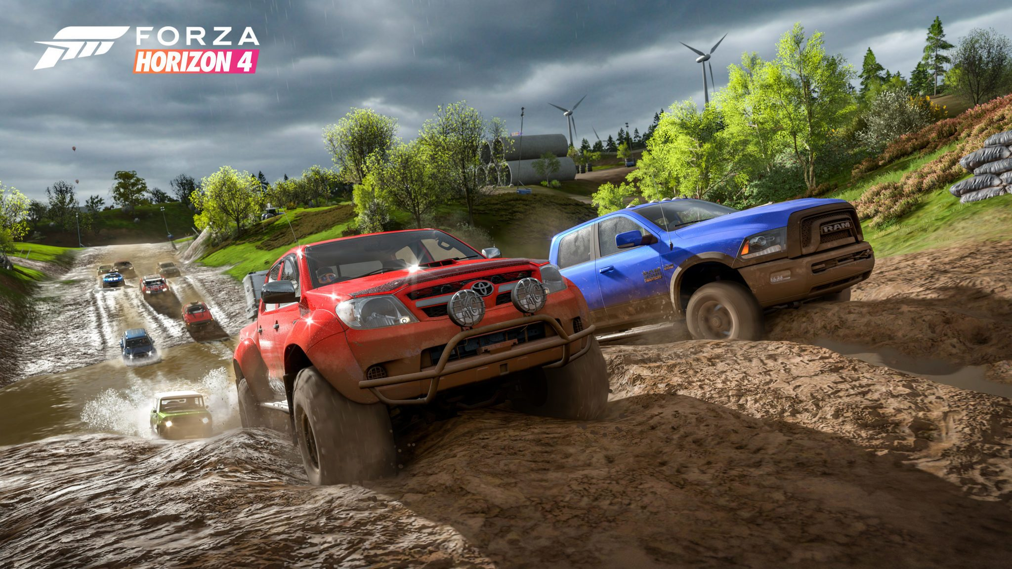 Fh4 Car List trolls can't ruin your fun in forza horizon 4's online modes