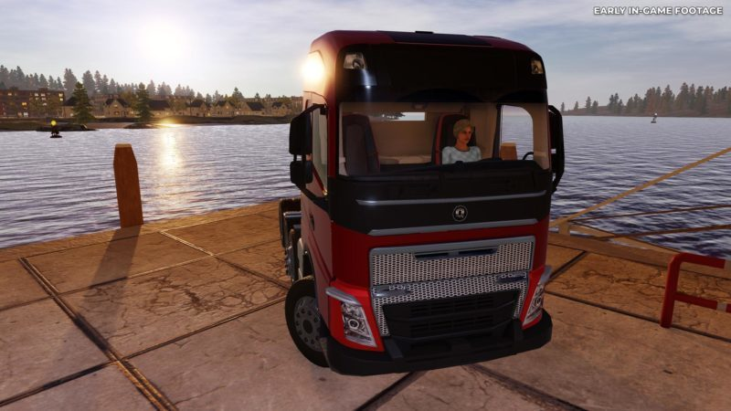 Truck Driver' Is The First Trucking Simulator For PS4 & Xbox One